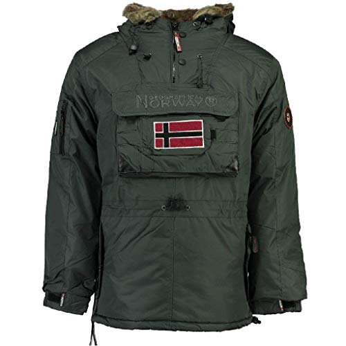Geographical Norway Parka NIÑO BIBLOS 001 rol 7 Gris Oscuro 12