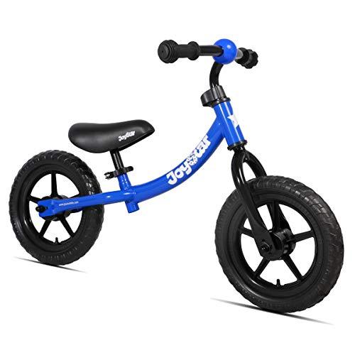 JOYSTAR 12 Inch Kids Balance Bike for Ages 1 2 3 4 5 Years Old Boys, Toddler Push Bike for Children,...