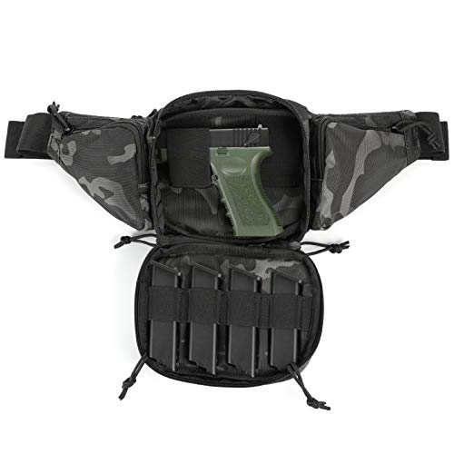 FRTKK Concealed Carry Pistol Pouch Ultimate Fanny...