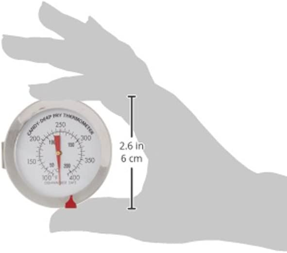 Fox Run 5690 Candy Thermometer 1 x 1 x 7.25 inches Clear