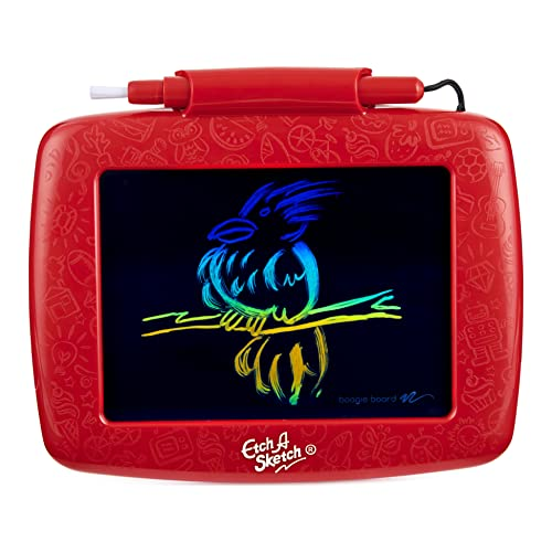 Etch A Sketch Freestyle, Drawing Tablet with 2-in-1 Stylus Pen and Paintbrush, Magic Screen, Kids Toys for Ages 3 and up