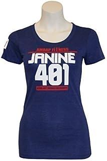 8a0d7c74e1 T-shirt Athlète Femme AMRAP slim – Imprimé individuellement pour votre WOD  – T-