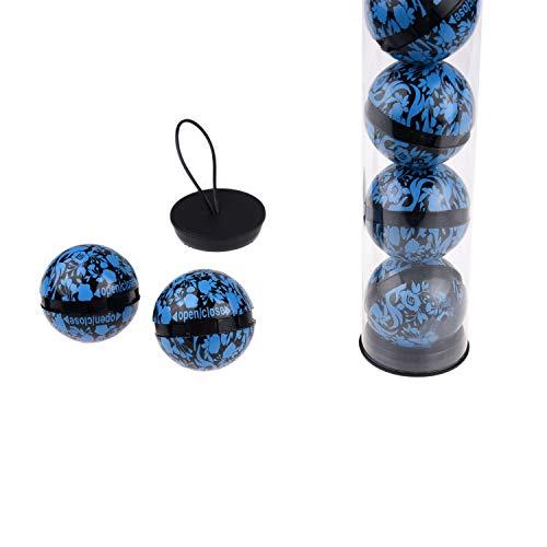 Eco-Fused Desodorierungsbälle für Turnschuhe, Schließfächer, Sporttaschen - 8er-Pack -...