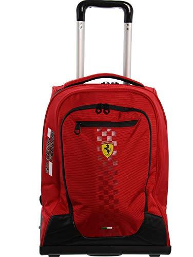 Zaino Trolley Big Scuderia Ferrari - ROSSO