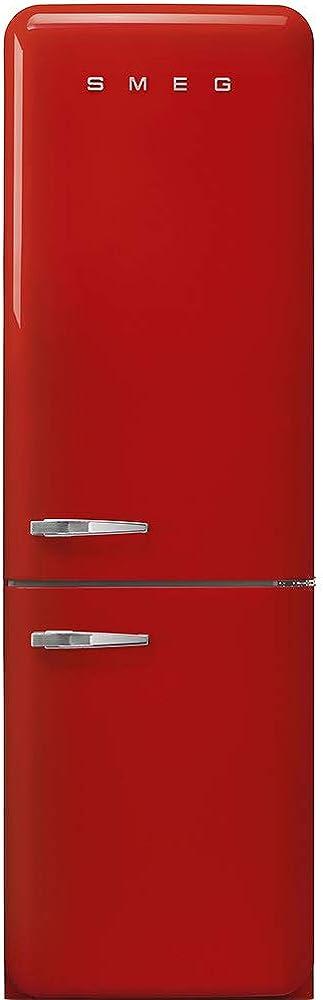 Smeg , frigo combinato anni 50 , a+++ , cerniere destra 770926228