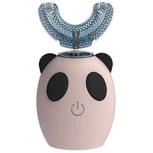 Fransande - Cepillo de dientes eléctrico automático inteligente para niños de 8...