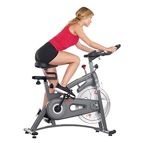 Sunny Health & Fitness Endurance Magnetic Belt Drive Indoor...