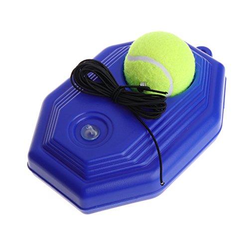 KLOVA Tennis Ball Trainer Tool Racket Praktijk Octagon Plint Elastische Touw Sparring