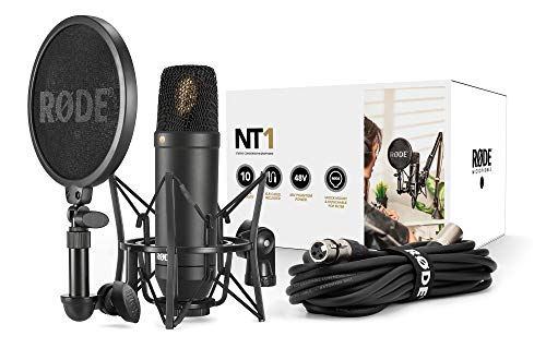 Rode NT1-KIT Kondensator-Mikrofon Set