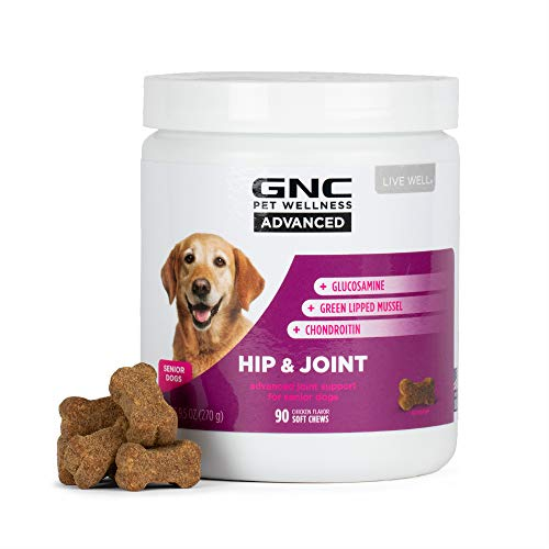 Top 10 best selling list for best tasting joint supplement for dogs