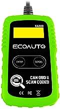 OBD2 Car Scan Tool – Professional Mechanic OBDII Diagnostic Car Code Reader for Check Engine Light – Diagnoses Over 3000 Car Codes – Automotive Engine Fault Reader Scanning Device for 1996+ Vehicles