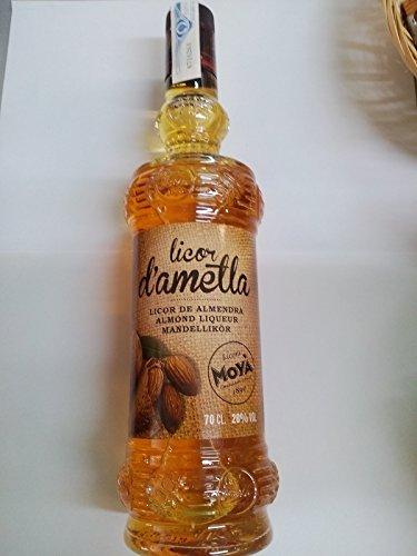 Licor de Almendra 70cl 20% Alcohol