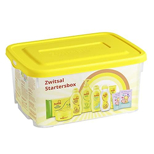 Zwitsal Baby Cadeaupakket het perfecte cadeau voor pasgeboren babys - 1 set