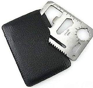 AddictERA™ Multi-Purpose 11 in 1 Credit Card Size Wallet Ninja Pocket Size Tool Kit