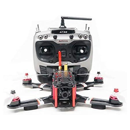 ARRIS X-Speed 250B V3 250 FPV Racing Drone Camera Drone RTF W/Flycolor Raptor 390 Tower 4-in-1 (30A ESC + F3 + OSD + PDB)