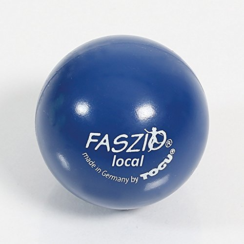 Togu Faszio Ball Local Faszienball, blau, XS