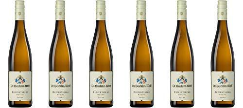 Weingut Dr. Bürklin-Wolf Ruppertsberger Riesling trocken DE-ÖKO-003* Pfalz 2018 Wein (6 x 0.75 l)