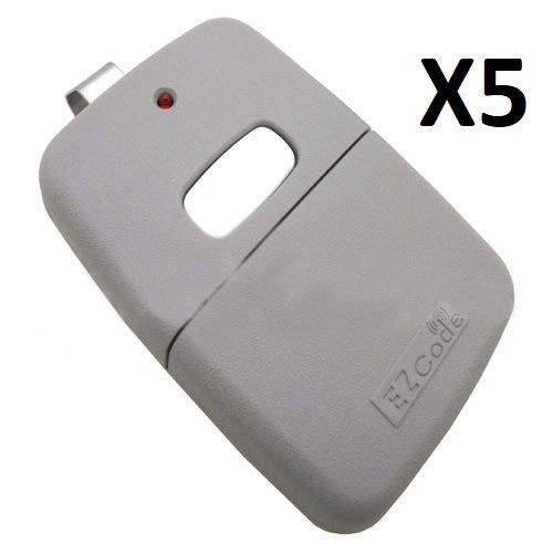 Best Prices! and Gate Door Opener Visor Remote X5 10 Digits EZ Code R300 Garage Door