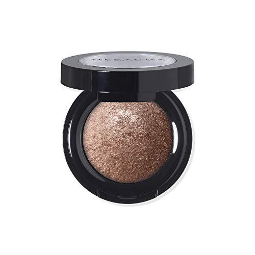 mesauda Milano Ombre à paupières cotto Luxury Eyeshadow N 306 Silver Pearl