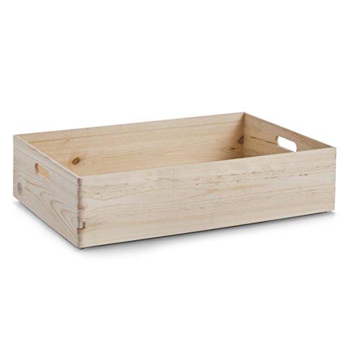 Zeller 13146 - Cajón multiusos madera blanda conífera