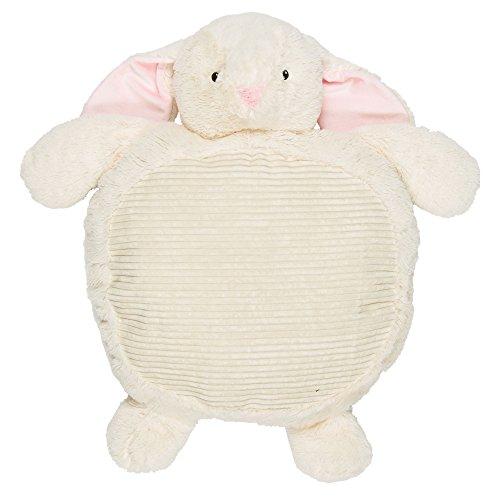 Kellytoy Lay on Me Baby Mats Baby White Bunny