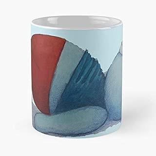 Bridge Pose Yoga Bear Teddy Funny Christmas Day Mug Gifts Ideas For Mom - Great Ceramic Coffee Tea Cup