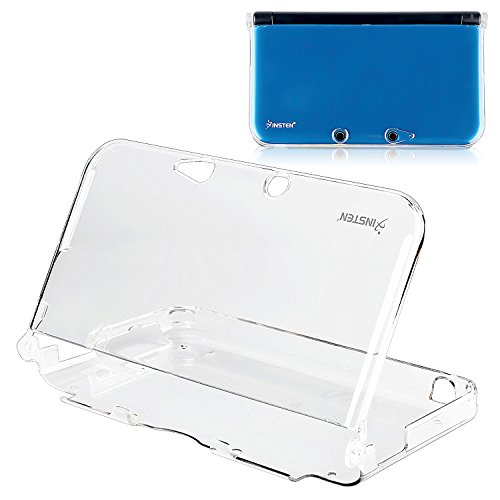 Insten Crystal Case Compatible With Nintendo 3DS XL (Not compatible with the New version)