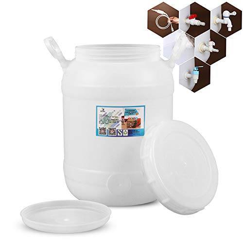 Check Out This Foldable bucket Outdoor Plastic Water Storage Tank, 30L Household Potable Water Stora...