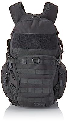 SOG Opord Tactical Day Pack, 39.1-Liter Storage, Black