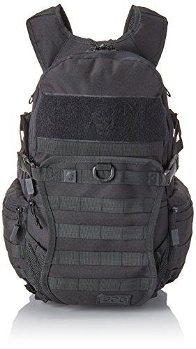 SOG Opord Tactical Daypack, 39,1 Liter Stauraum, Herren Damen, schwarz, One Size