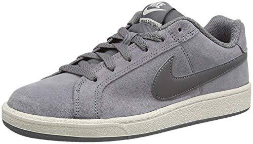 Nike Wmns Court Royale Suede, Zapatillas Mujer, Gris (Gunsmoke/Gunsmoke-Phantom 004), 38 EU