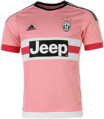 adidas 1ª Equipación Juventus 2015/2016 Camiseta Oficial, Unisex