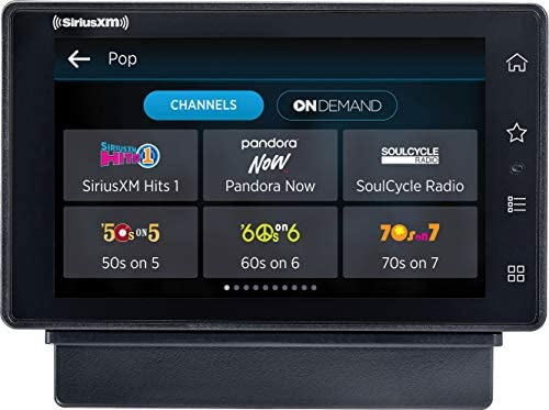 SiriusXM SXWB1V1 Tour Satellite Radio with 360L with Included Vehicle Kit and Free 3 Months product image