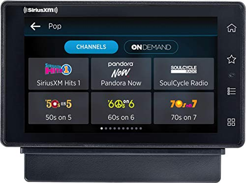SiriusXM SXWB1V1 Tour Satellite Radio with 360L, with Included Vehicle Kit and Free 3 Months Satellite and Streaming Service