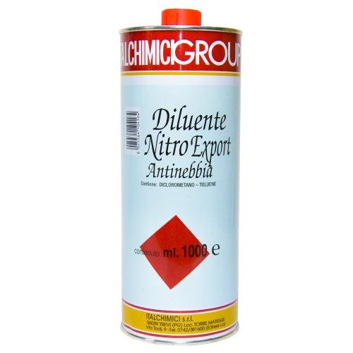 Diluente nitro Export antinebbia 1000ml professionale vernici sintetiche 53584