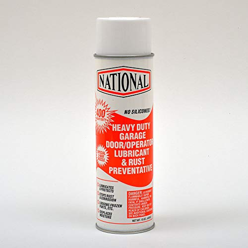 Great Features Of 400-HD National Door Lube 15oz Aerosol (Orange) (1 Can)