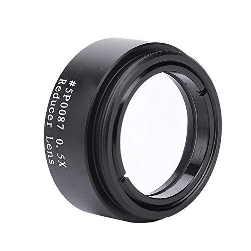 0.5X M28 Thread 1.25 pulgadas Lente reductora focal para ocular telescópico