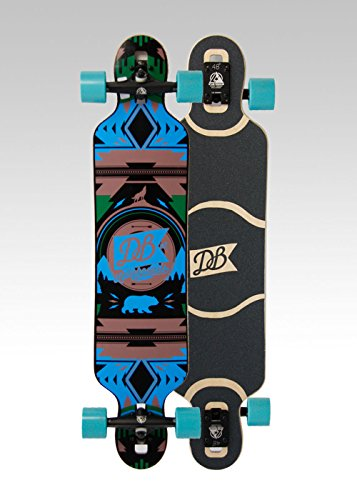 DB Longboards Longboard Complete Urban Native 38, 1201000075