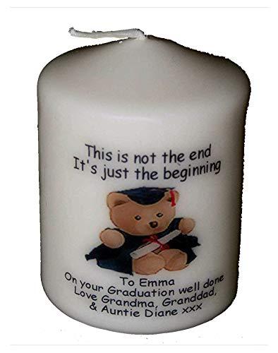 personalisierbar Cellini Kerze Karte Geschenk, besondere Andenken Geschenk für eine besonderen jemand, um Forever.