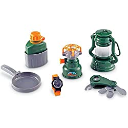 pretend play camping toys