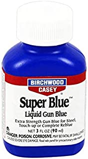 Birchwood Casey E & F Super Blue Liquid Gun Blue 90 Ml