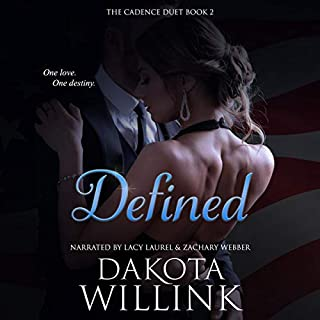 Cadence Defined Audiobook By Dakota Willink cover art