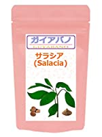 サラシア (Salacia) 100%濃縮エキス 60粒 SUGAR RESTRICTION SUPPLEMENTS 100% ADDITIVE FREE, 100% NATURAL