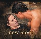 Twilight New Moon Jacob 2011 18-month-calendar