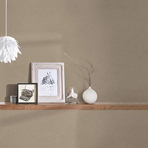 Wall Art - Rivestimento da parete in lino tinta unita, effetto lino, ideale per camera da letto