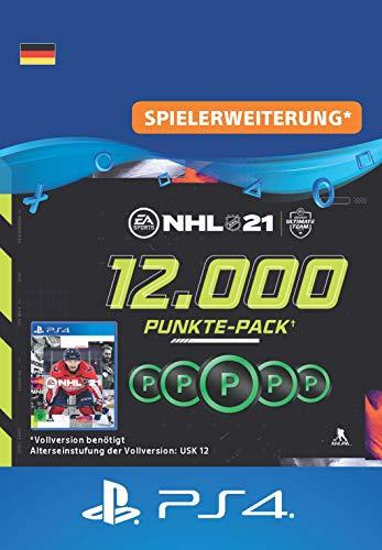 NHL 21 Hockey Ultimate Team 21 12.000 Punkte-Pack | Download Code - deutsches Konto