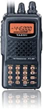 Yaesu FT-60R VHF/UHF 2m/70cm, 5w Max Handheld Transciver with Mars/Cap Modification for Extended Transmit Frequency Ranges