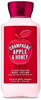 Champagne Apple & Honey Body Lotion 8 oz 2019