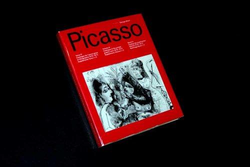 Pablo Picasso, Teil: T. 4. Catalogue de l'oeuvre gravé et lithographié 1970 - 1972, suppléments tome I + II