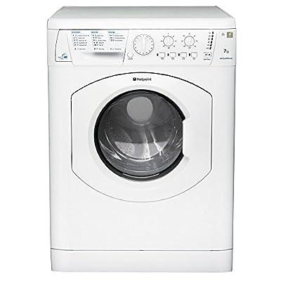 Hotpoint WDL756P Washer Dryer 1600 Spin 7+5Kg Polar White